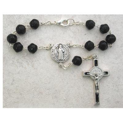 Saint Benedict Auto Rosary