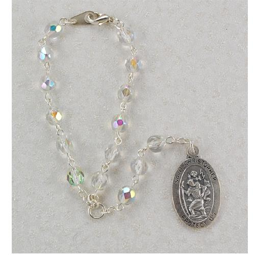ST Christopher Chaplet