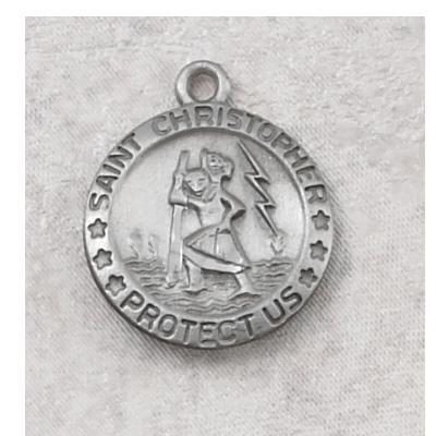 catholic gifts saint christopher medal d313