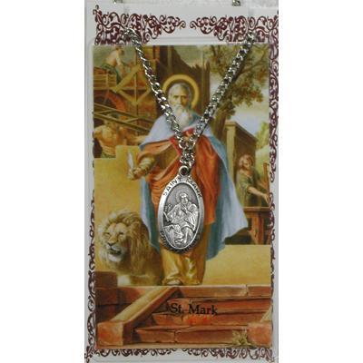 ST MARK Prayer Card Set