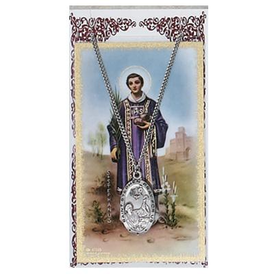 ST STEPHEN PRAY Card Set
