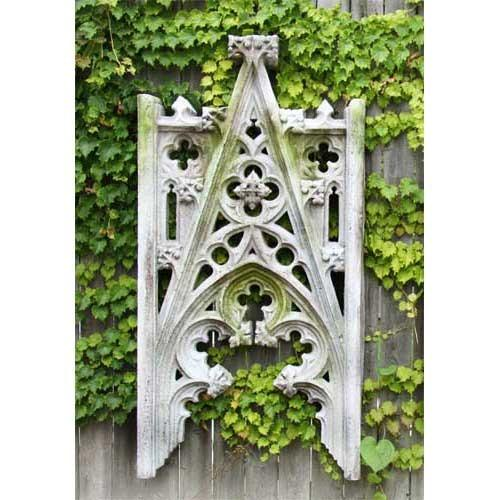 a frame tracery outdoor panel 46in
