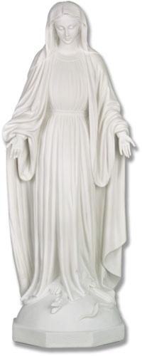our lady of grace statue 25 inch outdoor