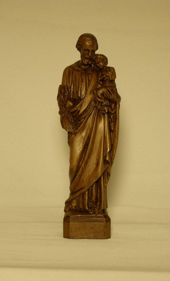 catholic saint joseph statue