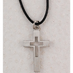 catholic gifts cross pendant d617 jewelry