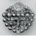 Rosary RING Visor Clip