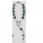 Joebs Tear Papal Auto Rosary