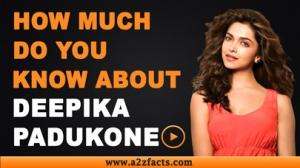 Deepika Padukone – Age, Birthday, Biography, Boyfriend, Net Worth and More