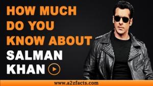 Salman Khan – Age, Birthday, Biography, Girl Friend, Net Worth and More