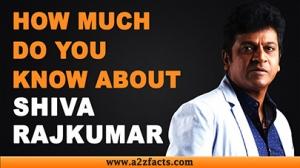 Shiva Rajkumar – Age, Birthday, Biography, Wife, Net Worth and More