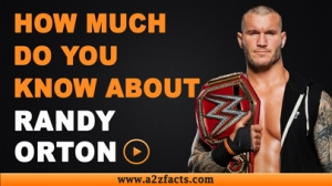 Randy Orton – Age, Birthday, Biography, Wife, Net Worth and More