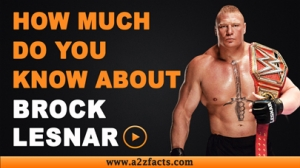 Brock Lesnar – Age, Birthday, Biography, Wife, Net Worth and More