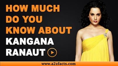 Kangana Ranaut - Age, Birthday, Biography, Boyfriend, Net Worth and More