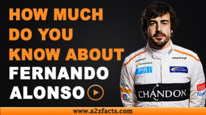 Fernando Alonso – Age, Birthday, Biography, Wife, Net Worth and More