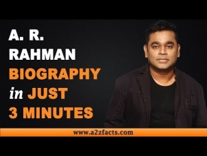 A. R. Rahman – Age, Birthday, Biography, Wife, Net Worth and More