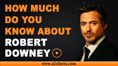 Robert Downey Jr. – Age, Birthday, Biography, Wife, Net Worth and More