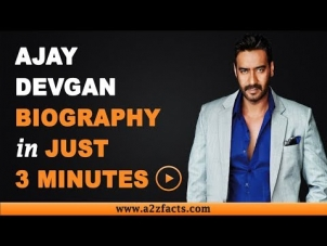 Ajay Devgan – Age, Birthday, Biography, Wife, Net Worth and More