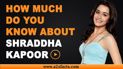 Shraddha Kapoor – Age, Birthday, Biography, Boyfriend, Net Worth and More