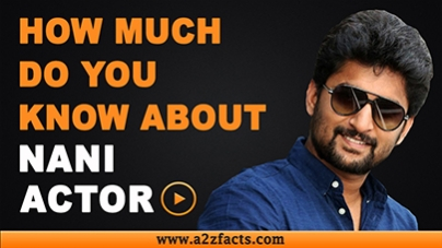 Nani – Age, Birthday, Biography, Wife, Net Worth and More