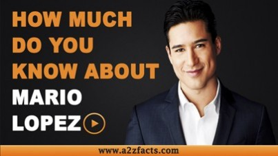 Mario Lopez Age Birthday Biography Wife Net Worth And More