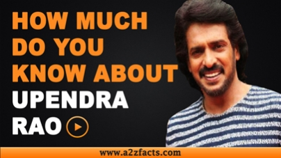 Upendra Rao – Age, Birthday, Biography, Wife, Net Worth and More