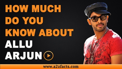 Allu Arjun – Age, Birthday, Biography, Wife, Net Worth and More