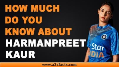 Harmanpreet Kaur – Age, Birthday, Biography, Boyfriend, Net Worth and More