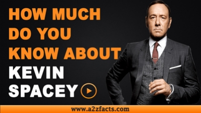 Kevin Spacey – Age, Birthday, Biography, Wife, Net Worth and More