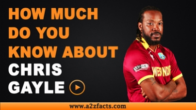 Chris Gayle – Age, Birthday, Biography, Wife, Net Worth and More