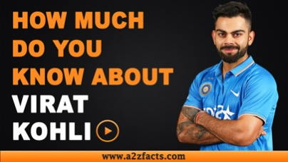 Virat Kohli – Age, Birthday, Biography, Wife, Net Worth and More