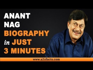 Anant Nag – Age, Birthday, Biography, Wife, Net Worth and More