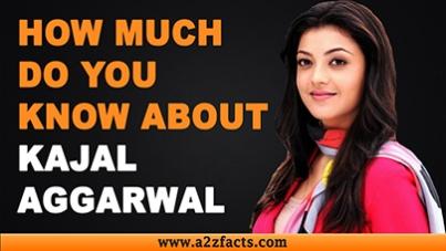 Kajal Aggarwal – Age, Birthday, Biography, Boyfriend, Net Worth and More