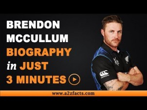 Brendon McCullum - Age, Birthday, Biography, Wife, Net Worth and More