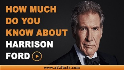 Harrison Ford - Age, Birthday, Biography, Wife, Net Worth and More