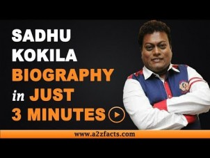 Sadhu Kokila - Age, Birthday, Biography, Wife, Net Worth and More