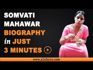 Somvati Mahawar – Age, Birthday, Biography, Husband, Net Worth and More