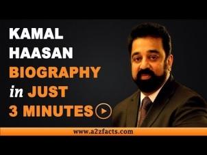 Kamal Haasan – Age, Birthday, Biography, Wife, Net Worth and More