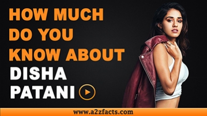 Disha Patani – Age, Birthday, Biography, Boyfriend, Net Worth and More