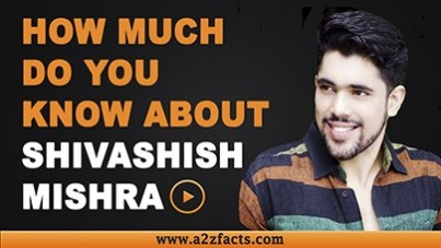 shivashish-mishra-age-birthday-biography-wife-net-worth