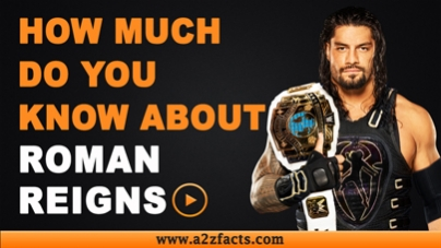 Roman Reigns – Age, Birthday, Biography, Wife, Net Worth and More