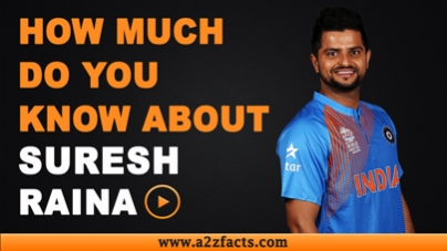Suresh Raina – Age, Birthday, Biography, Wife, Net Worth and More