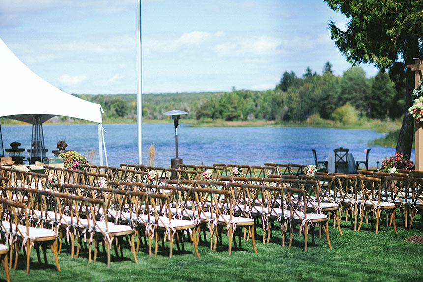 Wisconsin Wedding Ceremony