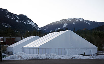 Snow Load Clearspan Structures & Clearspan Tent Structures | Arena Americas