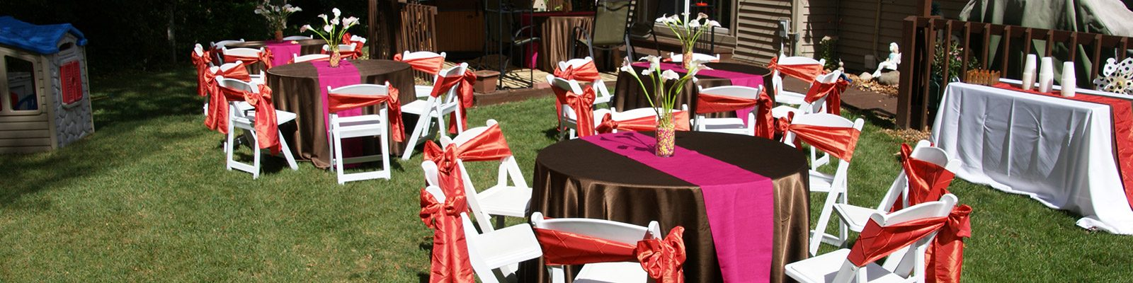 Backyard Rentals For Weddings 4 things you need to know about backyard wedding rentals | arena