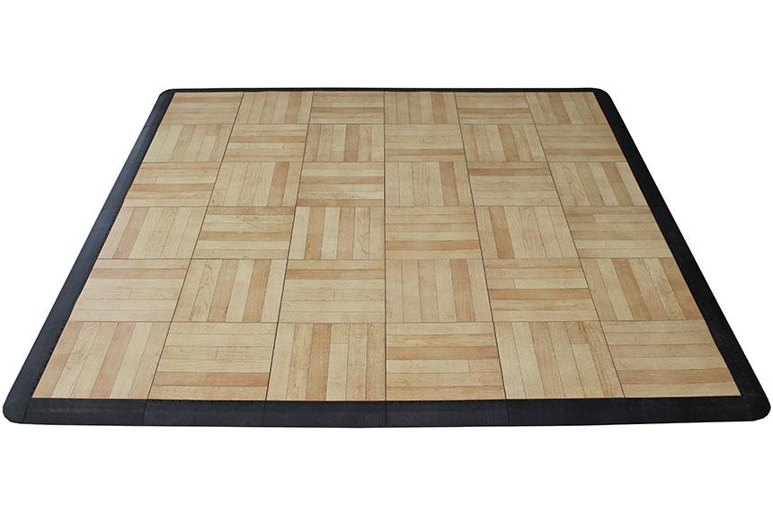 Dance Floor Maple Wood Tile 12 X 12 Arena Americas