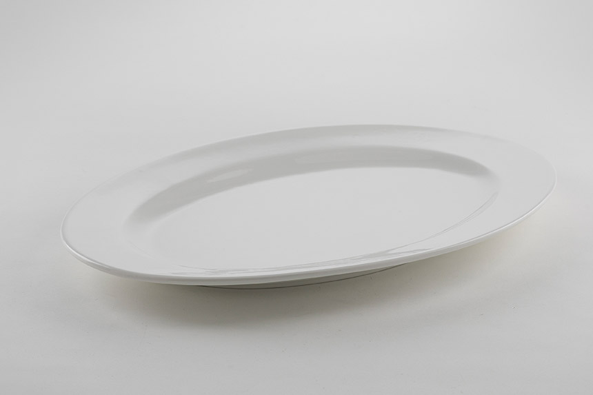 Whittier Oval Platter Rentals Well Dressed Tables