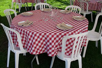 1) Backyard Barbecue & Guide for A Successful Outdoor Party | Well Dressed Tables