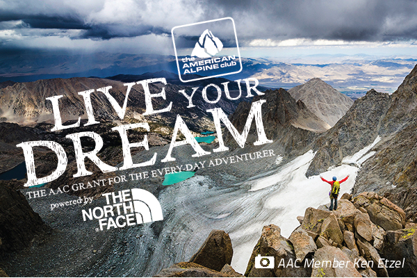 exclusive deals fashion pretty nice The North Face And The American Alpine Club Launch 'Live ...