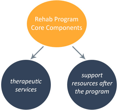 rehab components