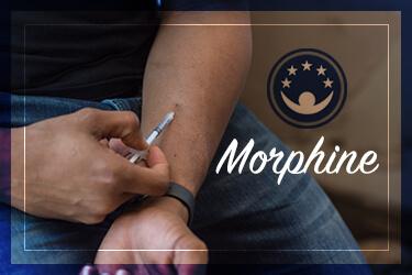 Morphine (MS Contin, Astramorph, Kadian, Oramorph SR, Avinza, and Arymo ER)